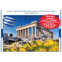 Greece Getaway Trip Information Session