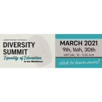 2021 Diversity Summit (Virtual) - Equality of Opportunity for Education: Bridging the Gap Between Education Attainment and Workforce Demands