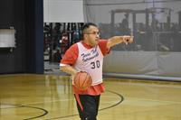 Special Olympics Basketball Competition