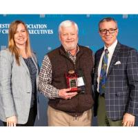 Lubbock Chamber Receives Communications Award