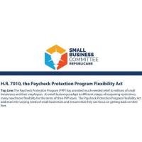 Cornyn: Senate Delivers Flexibility to Small Businesses Using PPP Loan Forgiveness