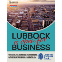 Lubbock Chamber Releases Reopening Resource Guide for Business