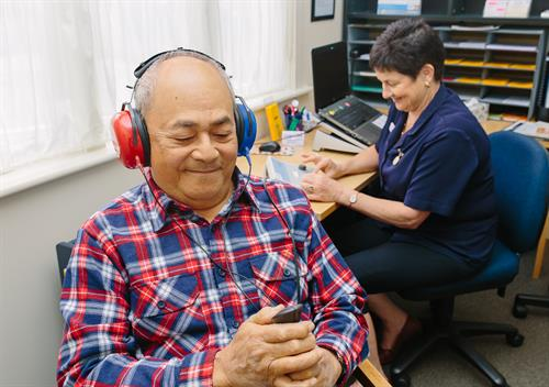 We offer Screening Hearing Tests