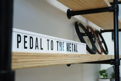 Our core purpose - Pedal to the Metal