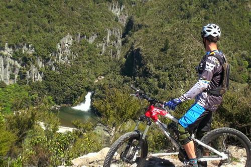 Guided Mountain Biking Trips