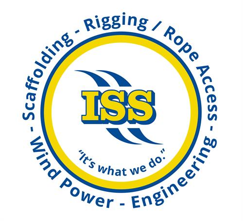 ISS All Services Logo