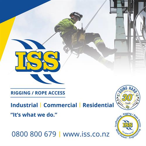 ISS Rigger/Rope Access