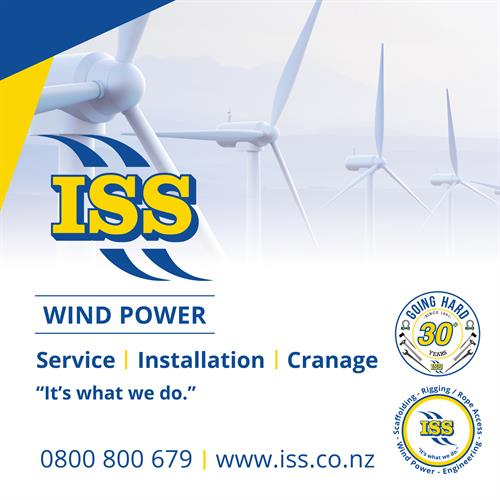 ISS Wind power