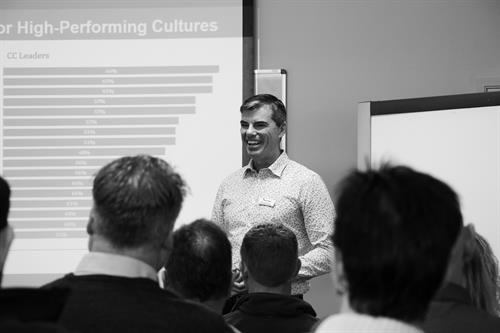 How Senior Leaders Create Successful Workplace Cultures