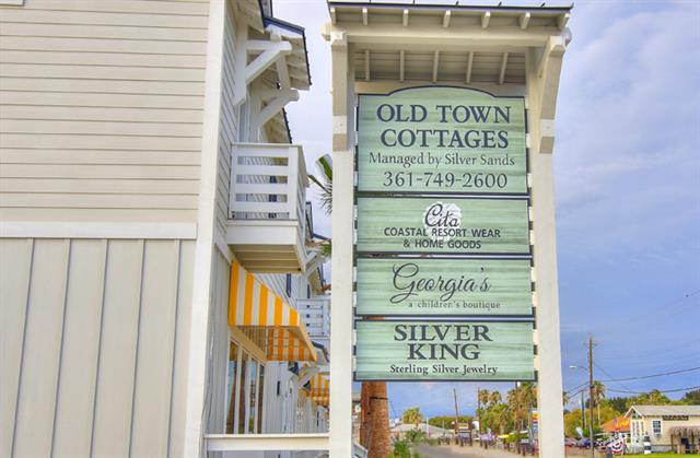 Old Town Cottages Port Aransas