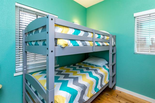 2nd Floor Bunk Room (16 Twin Bunk Beds Total)
