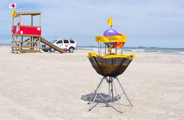Frisbee Golf | Beach Rentals Fun in the Sun