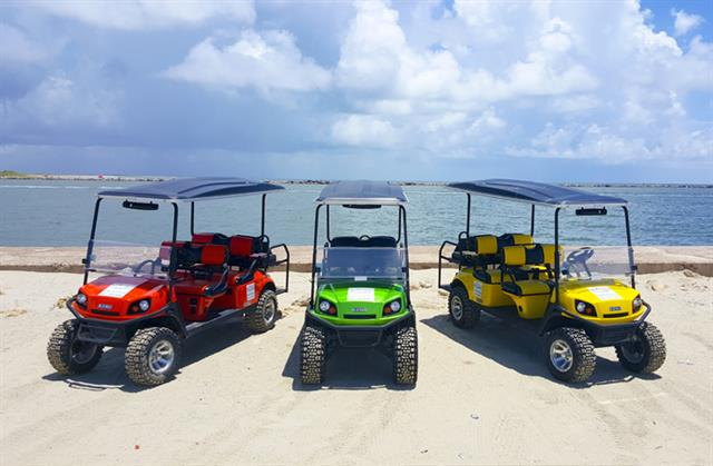 Silver Sands Golf Cart Rentals