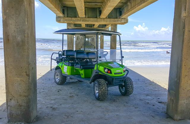 Silver Sands Golf Cart Rentals