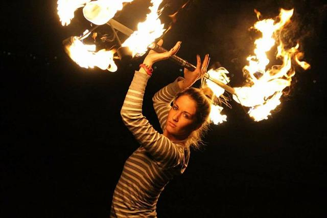 Fire Dancer!!