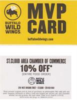Buffalo Wild Wings Grill & Bar - Saint Cloud