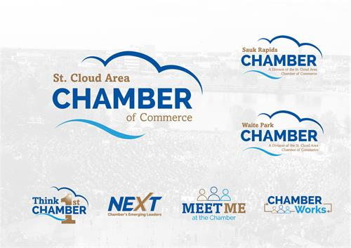Logo and Identity Development for St.Cloud Chamber