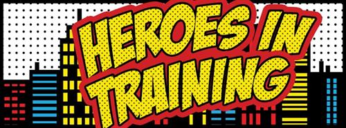 Heroes In Training - Enter this room and be prepared to become superheroes in a comic book. Great for all ages.