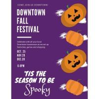Downtown Fall Festival
