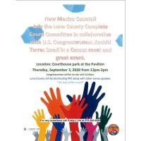 Census Meet and Greet Event
