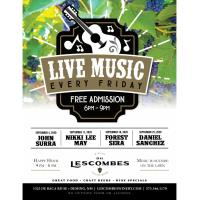 Live Music with Nikki Lee May
