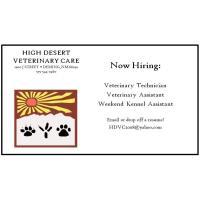 High Desert Veterinary Care