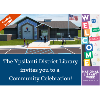 Groundbreaking celebration for new Superior Library Branch: YDL's Next Chapter