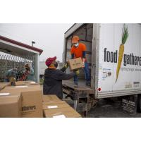 Food drive honoring local scout raises 60,000 meals for Food Gatherers