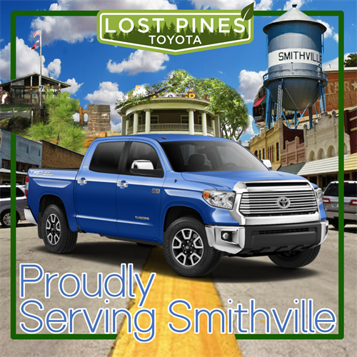 Thank you Smithville for giving us your business!