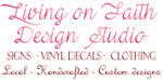 Living On Faith Design Studio