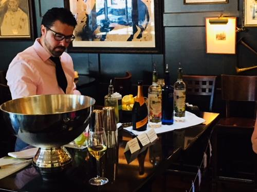 Offering Mixology Events