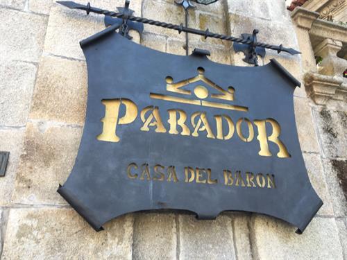 Parador in Spain