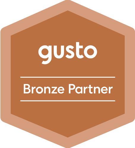 Gusto Payroll Bronze Partner