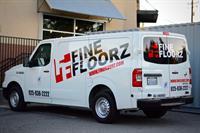 Fine Floorz Van!