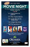 FREE Family Entertainment & Movie Night featuring Disney's Ralph Breaks the Internet