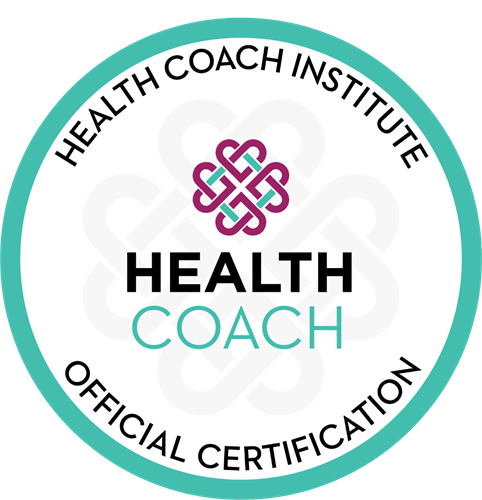 Certified Holistic Transformation Health Coach Seal