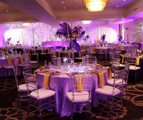 Themed Event in Ballroom