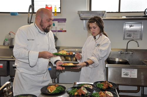 Loaves and Fishes Culinary Arts Program