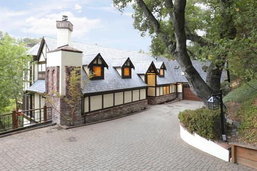 Fabulous Tudor Estate in Orinda