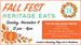 Family Fall-Fest at Heritage Eats