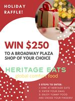 Heritage Eats - Walnut Creek