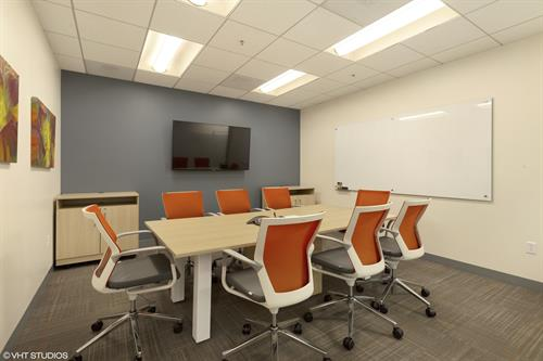 Have your next meeting in one of our conference rooms