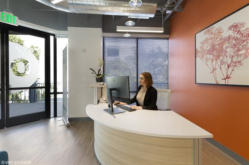 Our Business Center Manager will welcome you and your guests