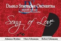 Diablo Symphony Presents Music by Clara Schumann, Robert Schumann, Brahms