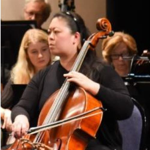Christine Hsai, Cellist