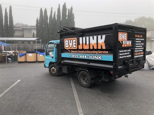 Bye Junk truck