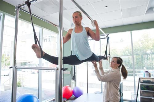 Dancemedicine and Pilates conditioning