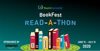 Yours Humanly 2020 Summer BookFest Read-a-thon, Sponsored by Amazon