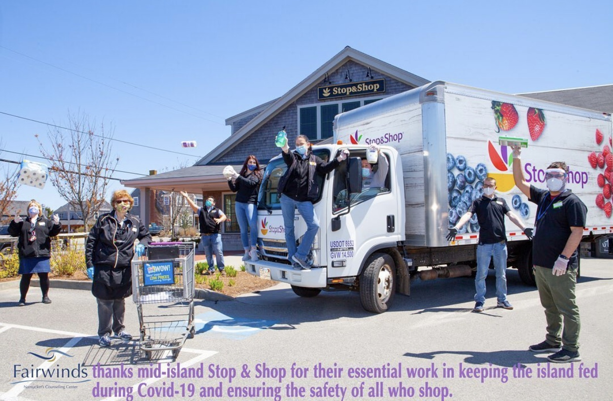 Storefront Stories: Stop & Shop