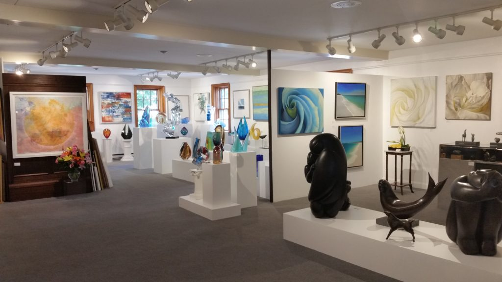 Image for Storefront Stories: The Gallery at Four India Street